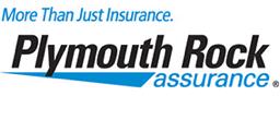 Plymouth Rock Insurance Logo