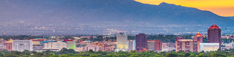 Photograph of Albuquerque NM