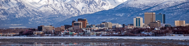 Photograph of Anchorage AK