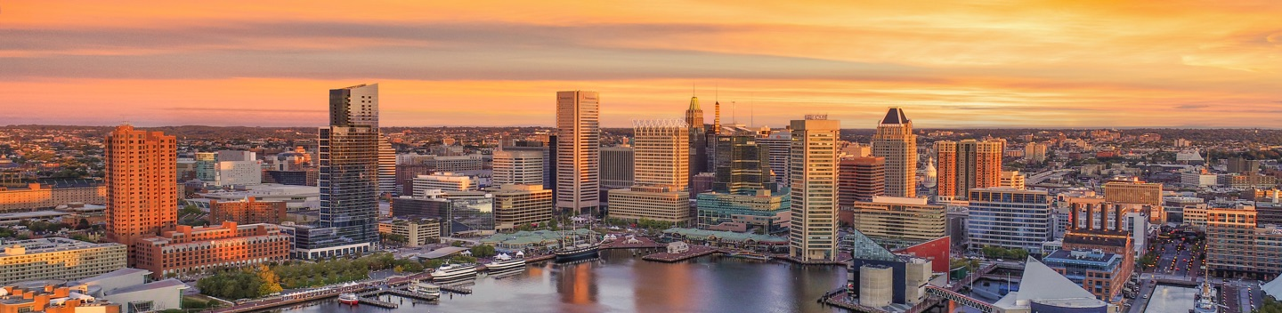 Photograph of Baltimore MD