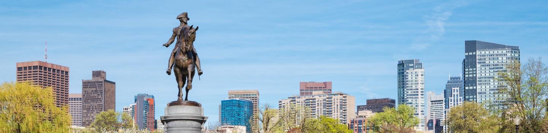 Photograph of Boston MA