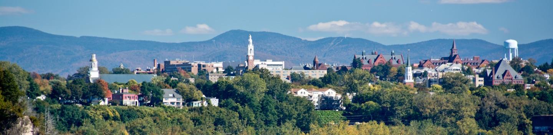Photograph of Burlington VT