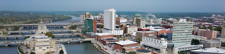 Photograph of Cedar Rapids IA