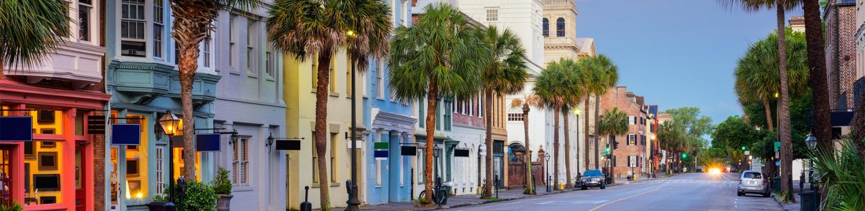 Photograph of Charleston SC