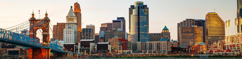 Photograph of Cincinnati OH