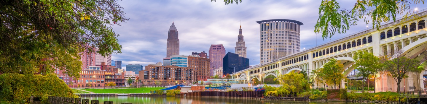 Photograph of Cleveland OH