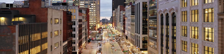 Photograph of Detroit MI