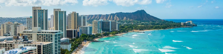 Photograph of Honolulu HI