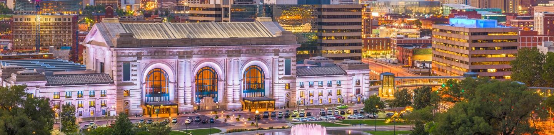 Photograph of Kansas city MO