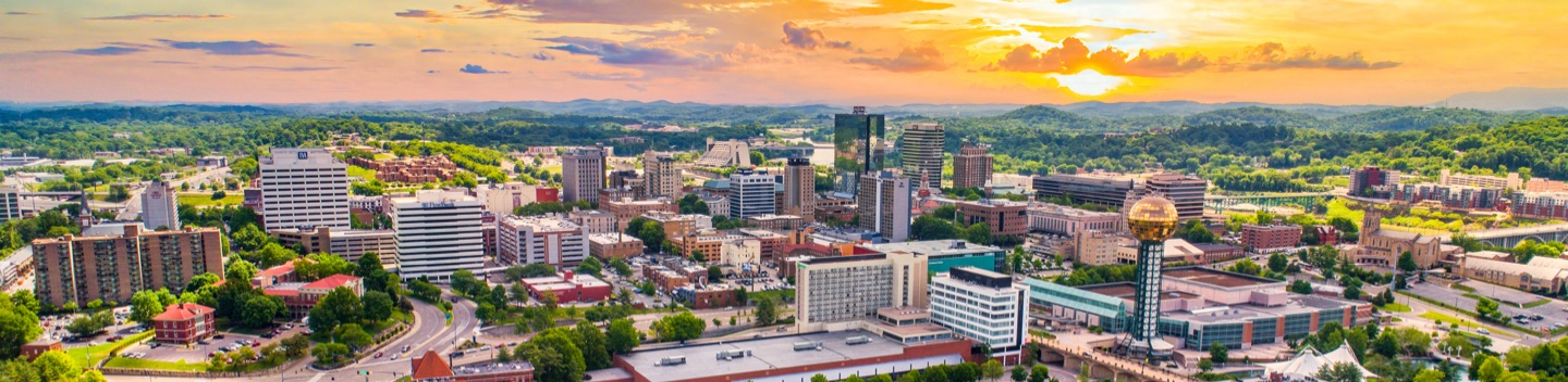 Photograph of Knoxville TN