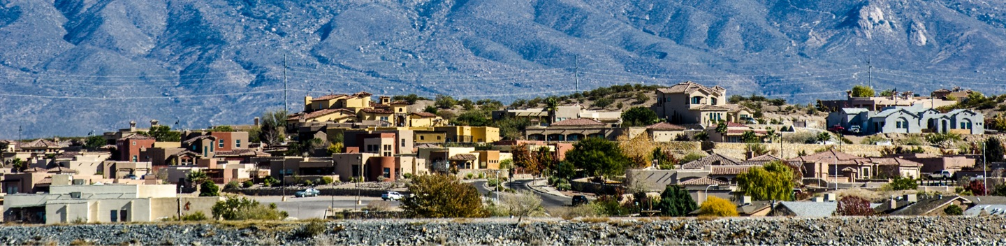 Photograph of Las Cruces NM