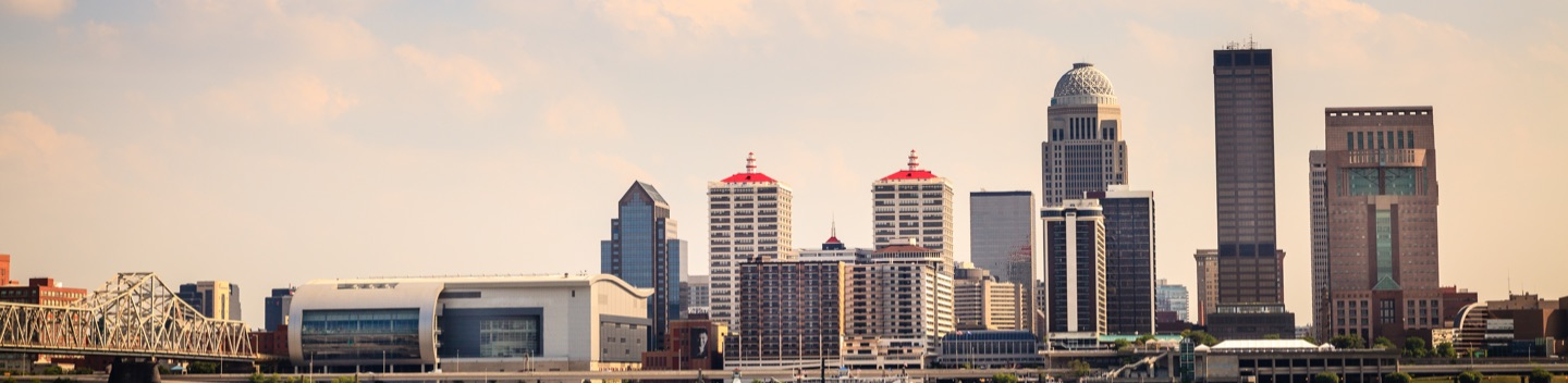 Photograph of Louisville KY