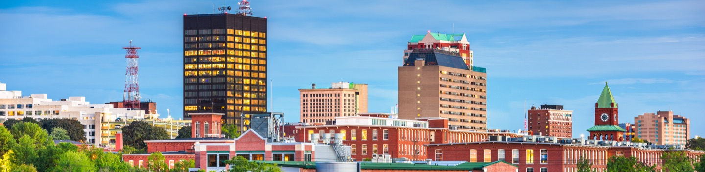 Photograph of Manchester NH