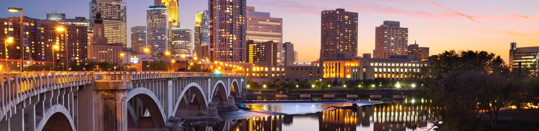 Photograph of Minneapolis MN