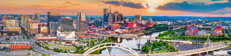 Photograph of Nashville TN