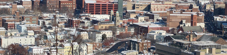 Photograph of Paterson NJ