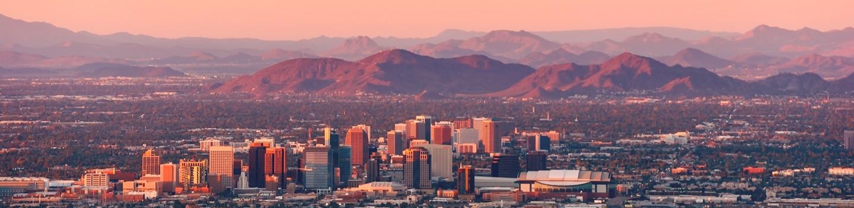 Photograph of Phoenix AZ