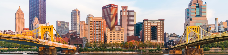 Photograph of Pittsburgh PA