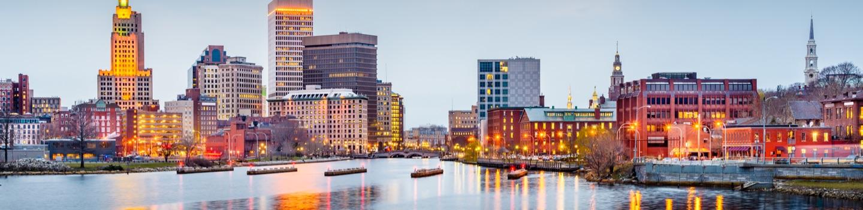 Photograph of Providence RI