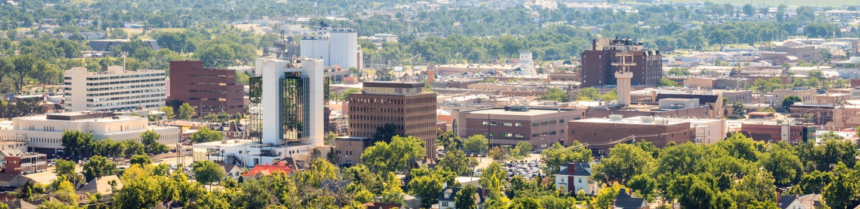 Photograph of Rapid City SD
