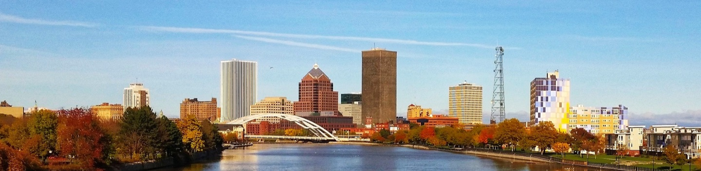 Photograph of Rochester NY
