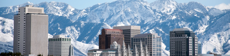 Photograph of Salt Lake City UT