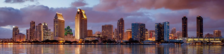 Photograph of San Diego CA