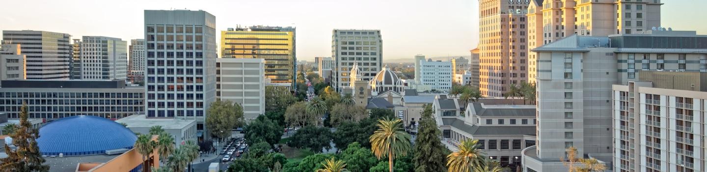 Photograph of San Jose CA