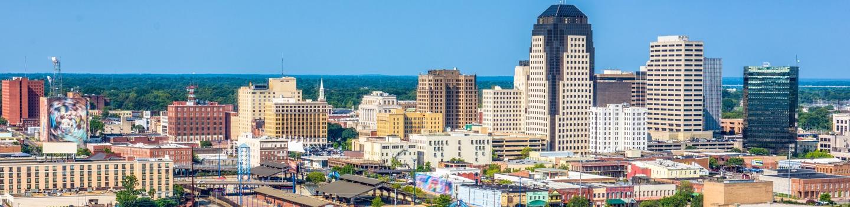 Photograph of Shreveport LA