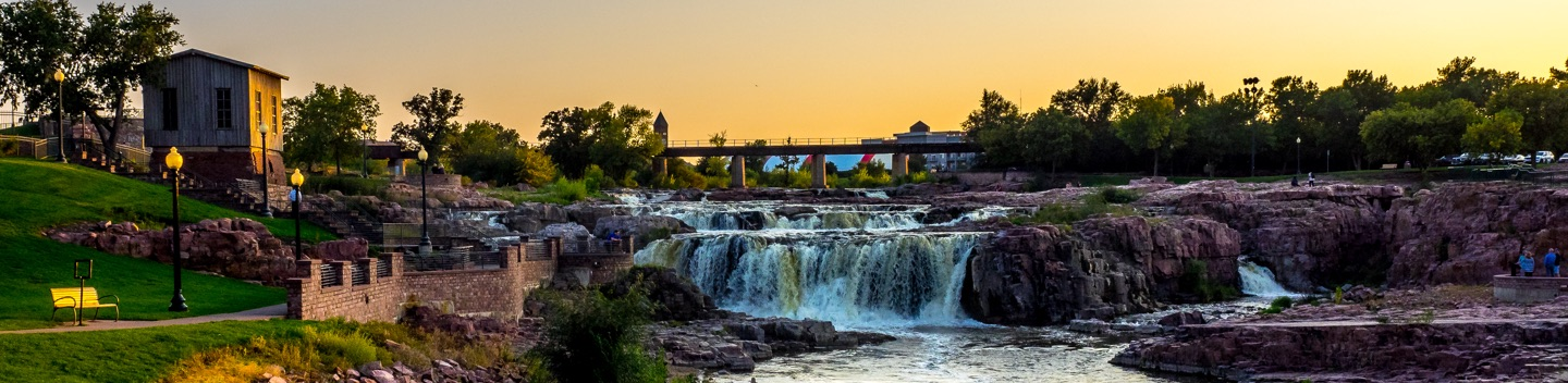 Photograph of Sioux Falls SD