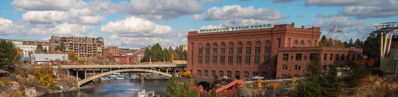 Photograph of Spokane WA