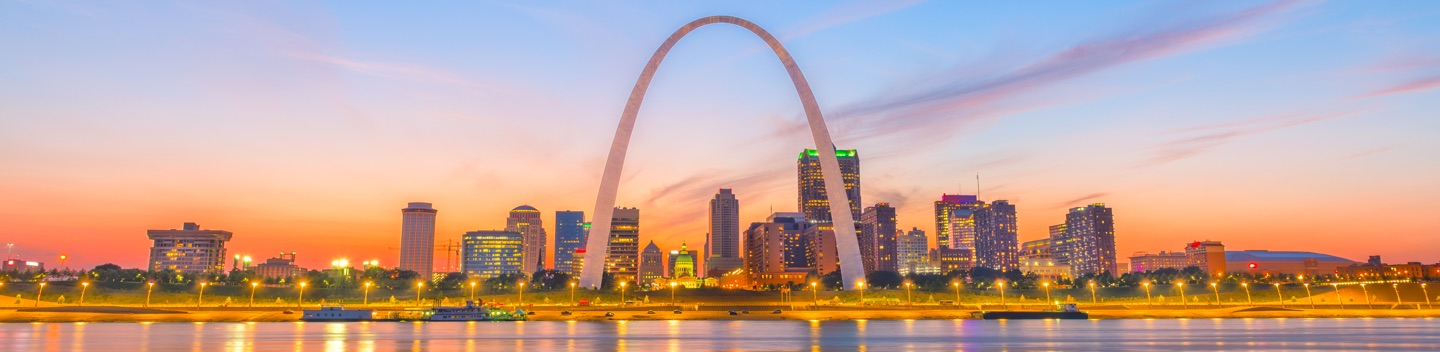 Photograph of St. Louis MO