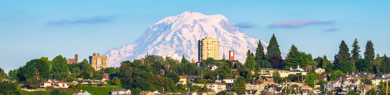 Photograph of Tacoma WA