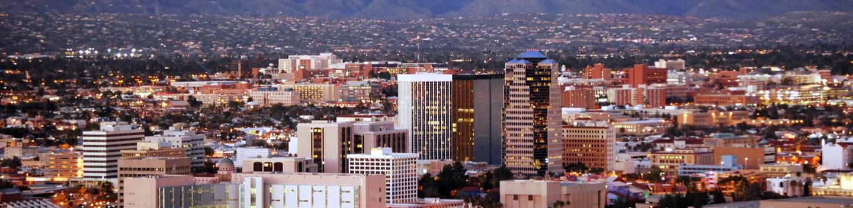 Photograph of Tucson AZ