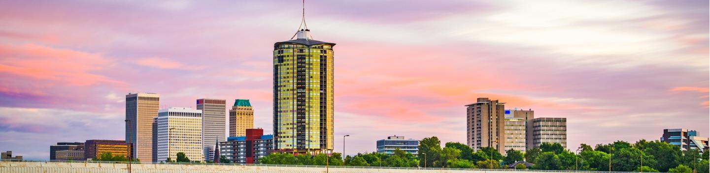 Photograph of Tulsa OK