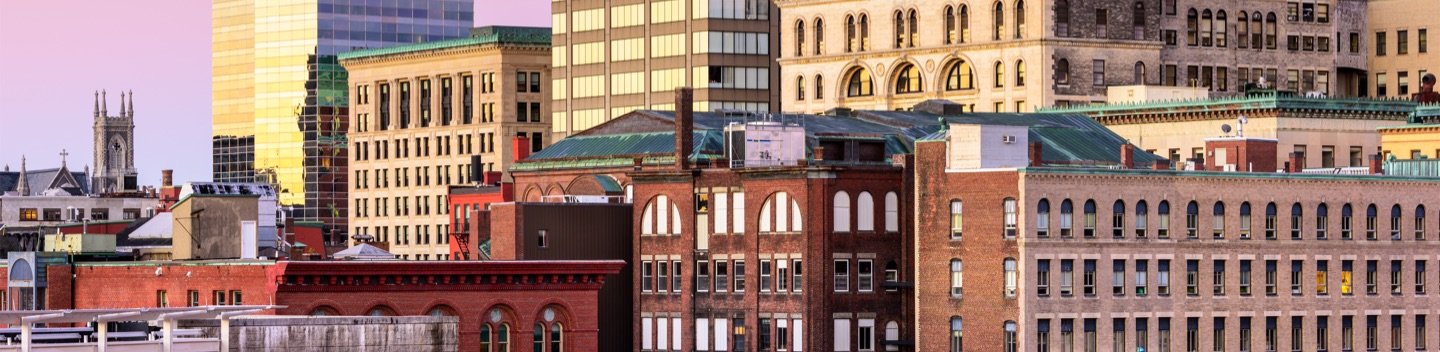 Photograph of Worcester MA